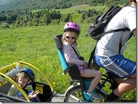 Sykkeltur til Sæbø pinsa 09 031