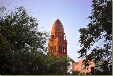 San Antonio or India