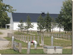 96.Amish meeting house
