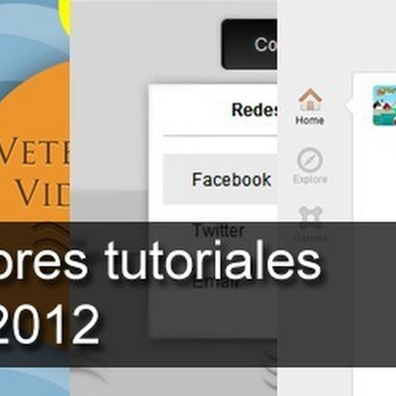 Los mejores tutoriales de CSS y jQuery de julio de 2012