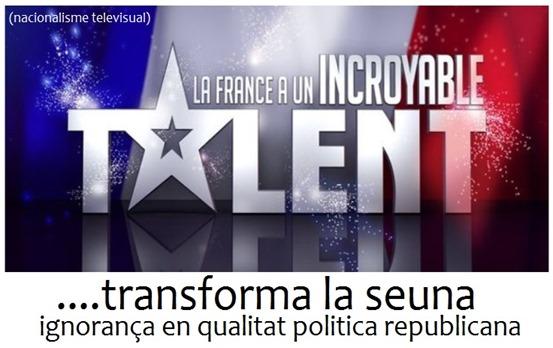 nacionalisme francés a la television de cada jorn