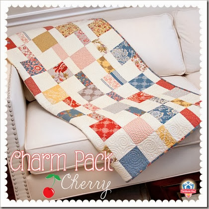 Charm Pack free Pattern