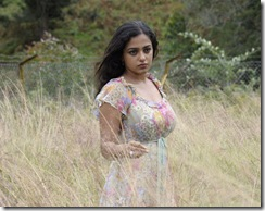 Nithya Menon hot  photo