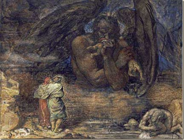 infierno dante ateismo cristianismo biblia dios jesus