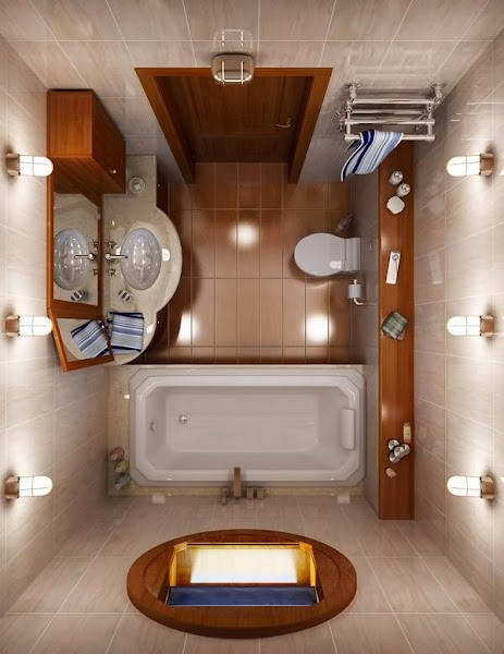 Small Bathroom Ideas Pictures3 Ideas For Small Bathrooms