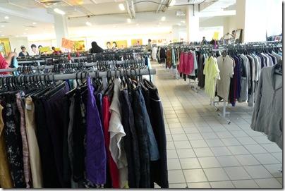 bundle clothes store
