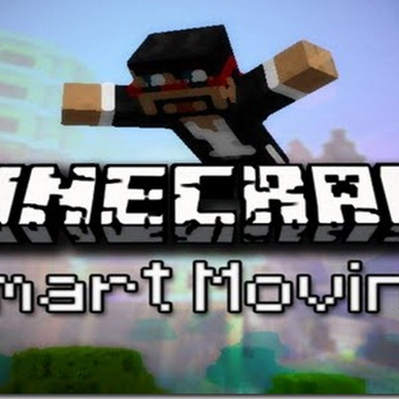 Minecraft 1.4.7 - Smart Moving Mod