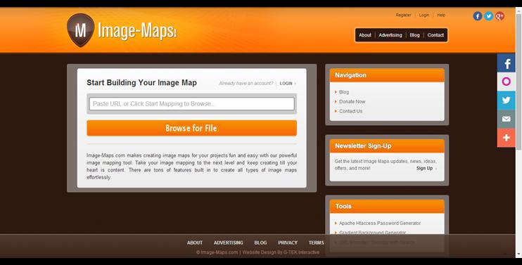 Image Map Tool - On-line Image Map Creator - HTML CSS Image-Maps.com