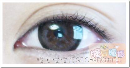 GEO隱形眼鏡-水晶巨目杏仁
