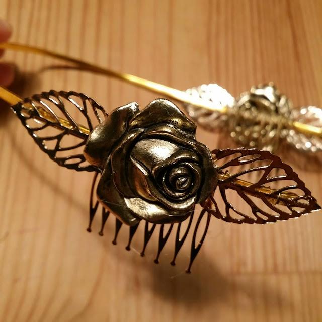 Corona semirígida dorado Miss Cossio de Miss Crafts by Almudena Valiente 03