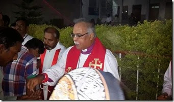 Bishop Azad Marshal in Peshawar
