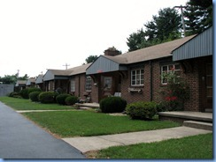 2075 Pennsylvania - PA Route 462 (Market St), York, PA - Lincoln Highway - Chateau Motel