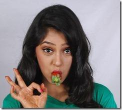 Actress Niti Taylor in Love Dot Com Telugu Movie Photos