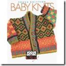 Baby knits, vogue