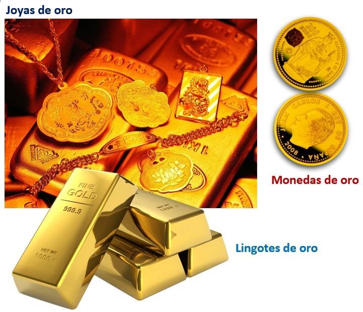 Importancia del oro