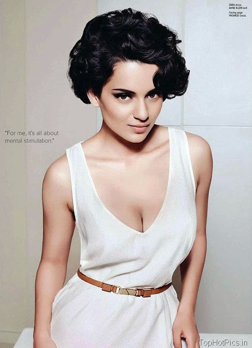 Kangana Ranaut Hot Photos for Magazine 4