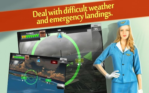 Free Download MAYDAY! Emergency Landing APK for Samsung