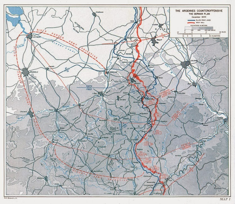 German Counter-Offensive