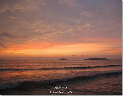 沙巴亞庇丹容亞路海灘夕陽 Perdana Park音樂水舞 (18)
