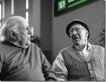 TD Bank's grumpy old men