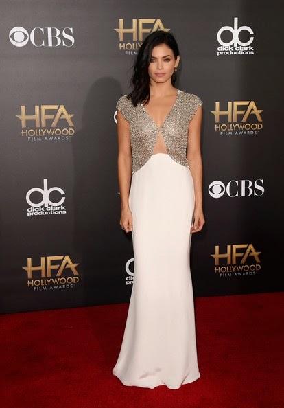 Jenna Dewan-Tatum attends the 18th Annual Hollywood Film Awards