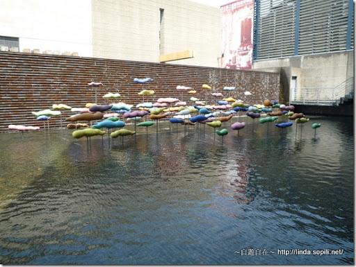 鶯歌陶瓷博物館-水池