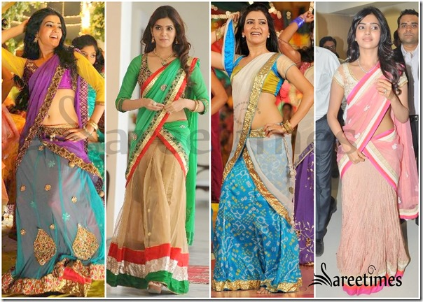 Samantha_Half_Saree_Collection