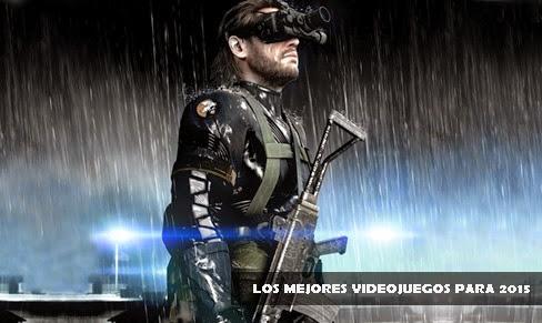 Los mejores videojuegos para el 2015