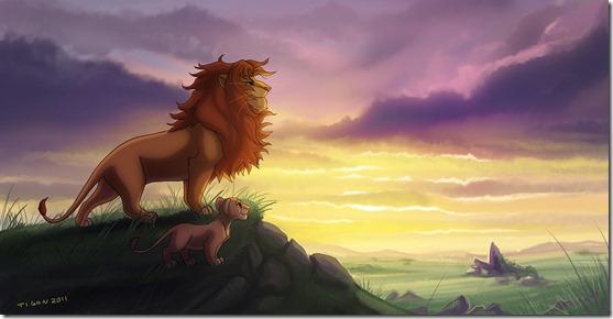 El Rey León,The Lion King,Simba (89)