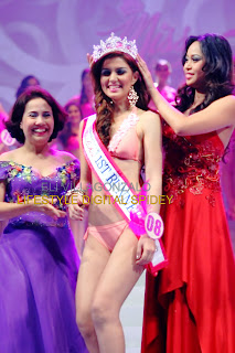 Cheeny Racel 1st Runner-up Miss Bikini Philippines