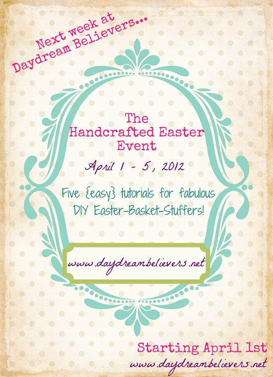 Easter Event Flyer