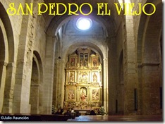 Iglesia de San Pedro el Viejo - Huesca