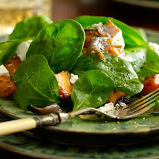 Roasted Sweet Potato and Feta Salad Recipe