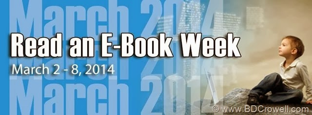 Read an E-Book Week, March 2-8, 2014