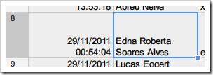 Edna ganhadora
