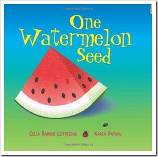 Preschool Alphabet: W is for Watermelon