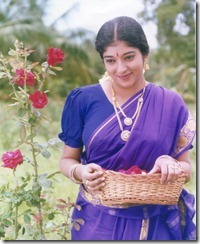 sithara in saree