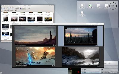KDE  4.9 Beta 2 su Kubuntu