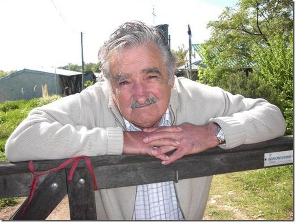 O Presidente do Uruguai José Mujica (8)