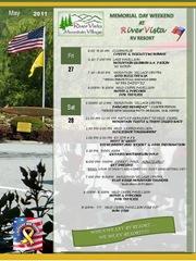 Memorial Day 2011 Fri-Sat