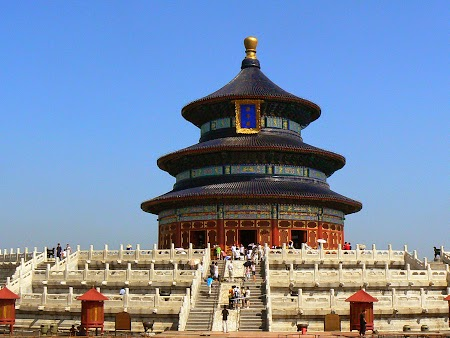21. Temple of Heaven - Beijing.JPG