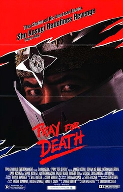 Pray for death poster