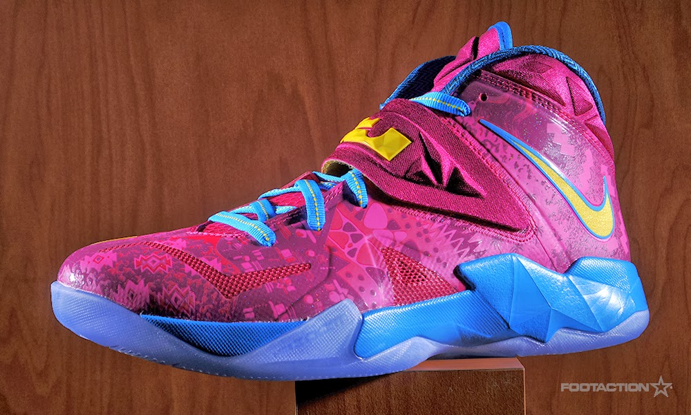28f52a4caa4 ... Release Reminder Nike Zoom Soldier VII 8220Bronny amp Bryce8221 ...
