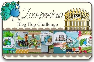 Zoo-pendoust Blog Hop Challenge