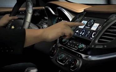 2014-Chevrolet-Impala-dash