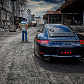 Porsche 991 by Ferdinand Ludo - Transportation Automobiles ( carerra s, 50th anniv, porsche 991 )