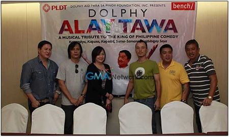 Dolphy Alay Tawa: A Musical Tribute To The King Of Comedy