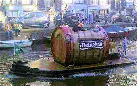 HeinekenBoat