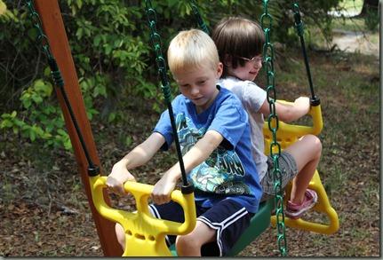 kris aleksa swinging 2 06-2011