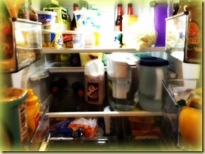 15.  Inside Your Fridge